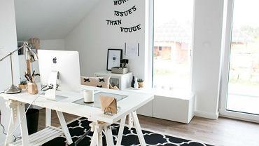 Oświetlenie biurka ogrywa bardzo ważną rolę