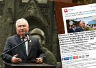 """""""To nie zmieni postrzegania Wałęsy"""" kontra """"Komunistyczny agent"""". Światowe media o aktach TW """"Bolka"""""""