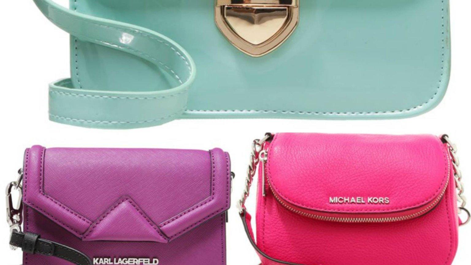 3e349e70cc337 Małe torebki w wiosennych kolorach