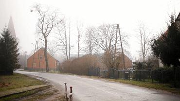 Wieś Łasko pod Choszcznem