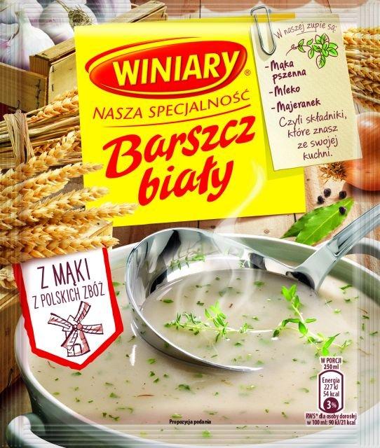 Wielkanocny smak tradycji z produktami marki WINIARY!