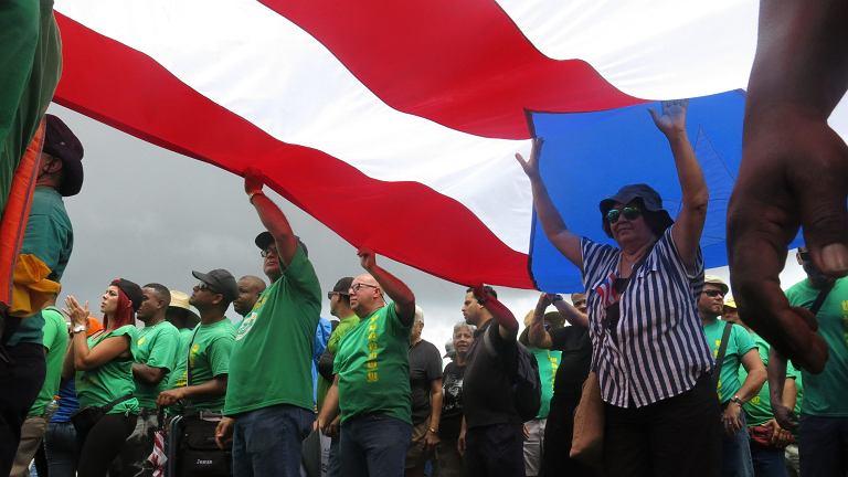 Portoryko protesty