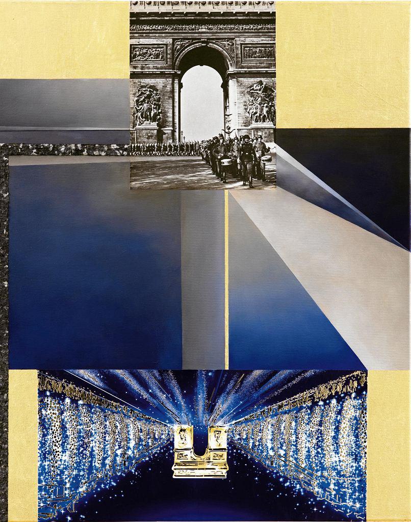 Praca Anny Ostoi, Zachęta Narodowa Galeria Sztuki  / TIMO OHLER