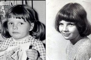 """Wiecie kim jest ta rozkoszna """"pyza"""" ze zdj��? Pewna gwiazda pochwali�a si� fotkami z dzieci�stwa"""