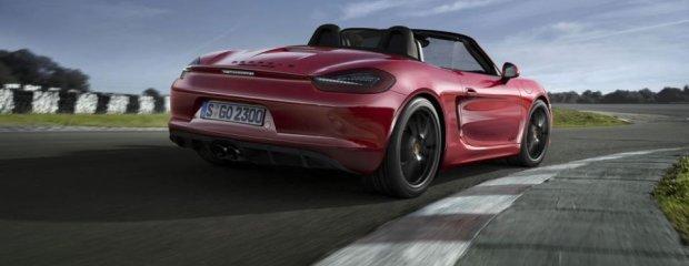 Porsche Boxster GTS i Cayman GTS