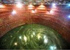 Drugi zbiornik na LNG tak�e wytrzyma� zalanie go wod� morsk� [WIDEO]