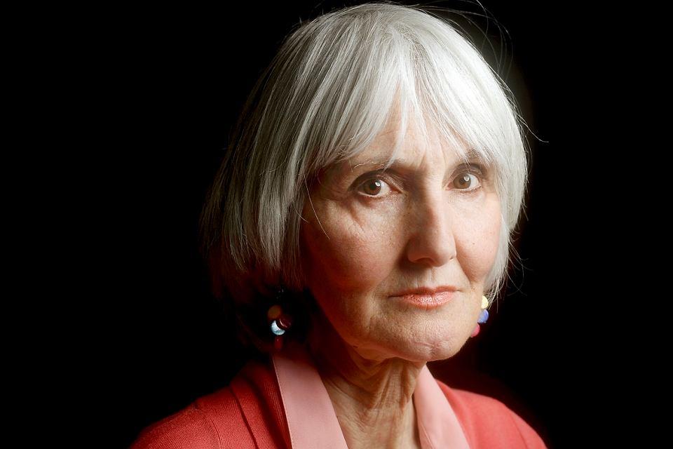 Sue Klebold, matka współsprawcy masakry w szkole w Colombine; autorka książki 'Mój syn potwór'.