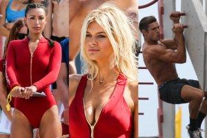 Właśnie rozpoczęły się zdjęcia do nowej filmowej wersji Słonecznego patrolu, które powstają na plaży w Miami. Uwagę mediów przykuwa niesamowicie umięśniony Zac Efron, ale i nowe seksbomby, które zobaczymy na ekranie. Nowa Pamela Anderson to... była dziewczyna DiCaprio!