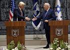 Trump szuka przełomu na Bliskim Wschodzie