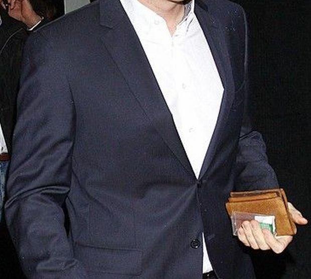 Filip Chajzer, stylowy mężczyzna logo24