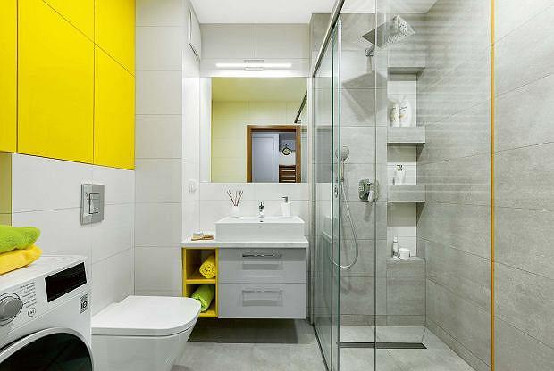Aranżacja łazienki dla 5-osobowej rodziny