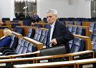 """Po głosowaniu ws. senatora Koguta marszałek chce """"pilnych"""" zmian regulaminu Senatu"""
