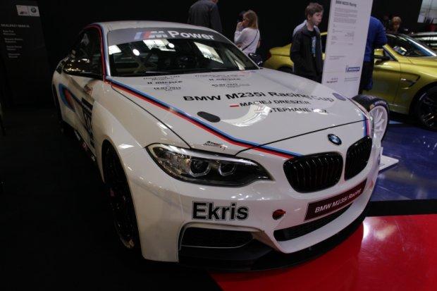 Motor Show 2015 | BMW M235i Racing | Wy�cigowo w Poznaniu