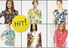 Koszule w kwiaty - naj�adniejsze modele z wiosenno-letnich kolekcji