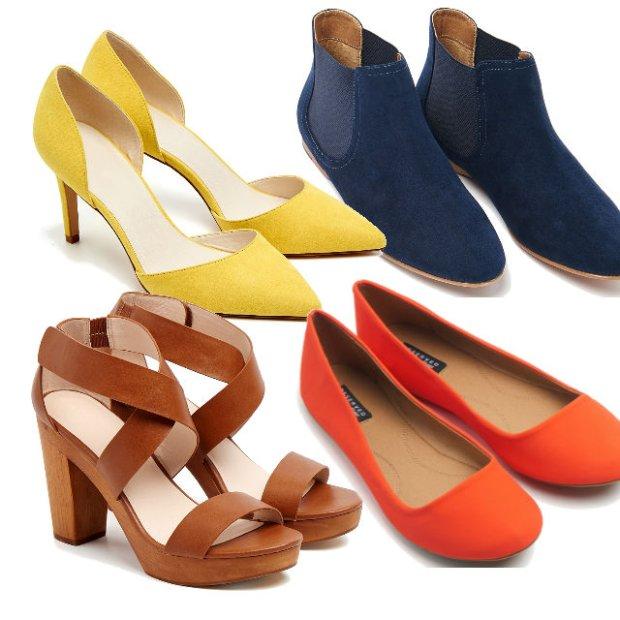 Zdjęcie numer 0 w galerii - 25 najmodniejszych butów z wiosennej kolekcji Reserved