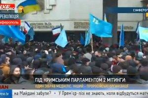 Rosyjski deputowany Puszkow: Mieszka�cy Krymu maj� prawo wyrazi� swoj� wol�
