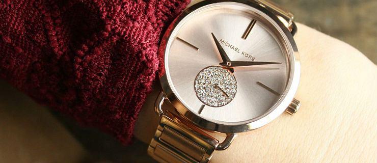 Zegarki damskie Michael Kors - wybraliśmy 18 najładniejszych modeli!
