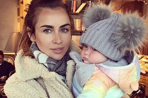 Natalia Siwiec z córką