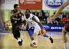 Zwycięstwo Rosy w Lidze Mistrzów FIBA