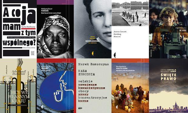 Nagroda Kapuścińskiego 2018 - nominowani. Oto 10 najlepszych książek reporterskich roku