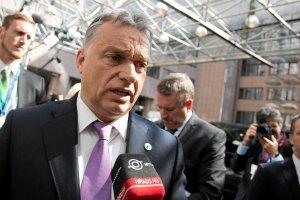 """Orban: """"W�gry nie zamierzaj� wprowadzi� kary �mierci"""". I ostrzega przed imigracj�"""