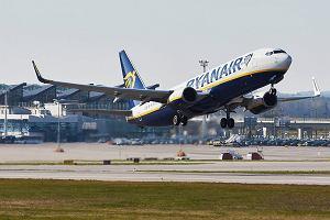 Ryanair chce kupić Alitalię. Włoski rząd wyklucza nacjonalizację narodowego przewoźnika