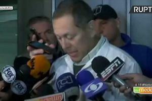 75 zabitych w katastrofie samolotu z brazylijskimi piłkarzami. Lekarz o 2 ocalonych: Ich stan jest stabilny