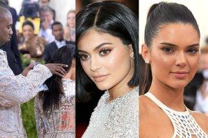 Kanye West, Kim Kardashian, Kylie Jenner, Kendall Jenner