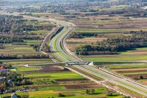 Autostrada A4 Rzesz�w - zachodnia granica Polski gotowa