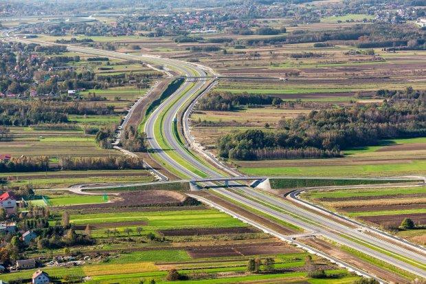Autostrada A4 Rzeszów - zachodnia granica Polski gotowa