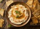 Hummus - arabska pasta w sam raz na śniadanie i przyjęcie