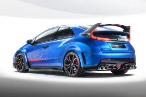 Salon Pary� 2014 | Honda Civic Type R | Na ulicach w przysz�ym roku