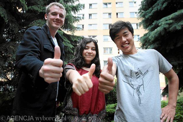 Od 1 maja polski rynek pracy w pe�ni otwarty dla zagranicznych student�w