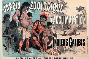 """Wystawianie """"dzikich"""". Historia rasizmu"""
