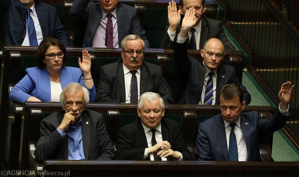 Sejm uchwalił ustawę antyterrorystyczną