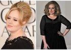 Adele udowadnia, �e dobry styl nie ma nic wsp�lnego z rozmiarem. Nie nosi XS, a nieprzerwanie zachwyca. I uwa�a dodatkowe kilogramy za sw�j atut!