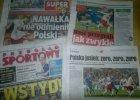 Reprezentacja. Blama� Nawa�ki - prasa po meczu Polska - S�owacja