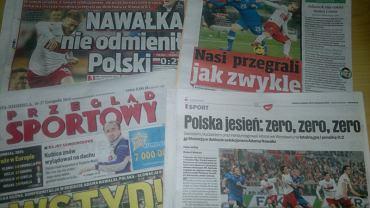 Prasa po meczu Polska - Słowacja