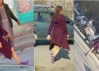 """Wielka dyskusja w Afganistanie. Wszystko przez... kobietę w sukience do kolan. """"Protestuje, czy jest chora psychicznie?"""""""