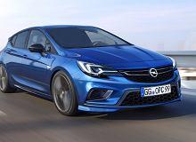 Opel Astra OPC   Mniejsze serce, więcej mocy