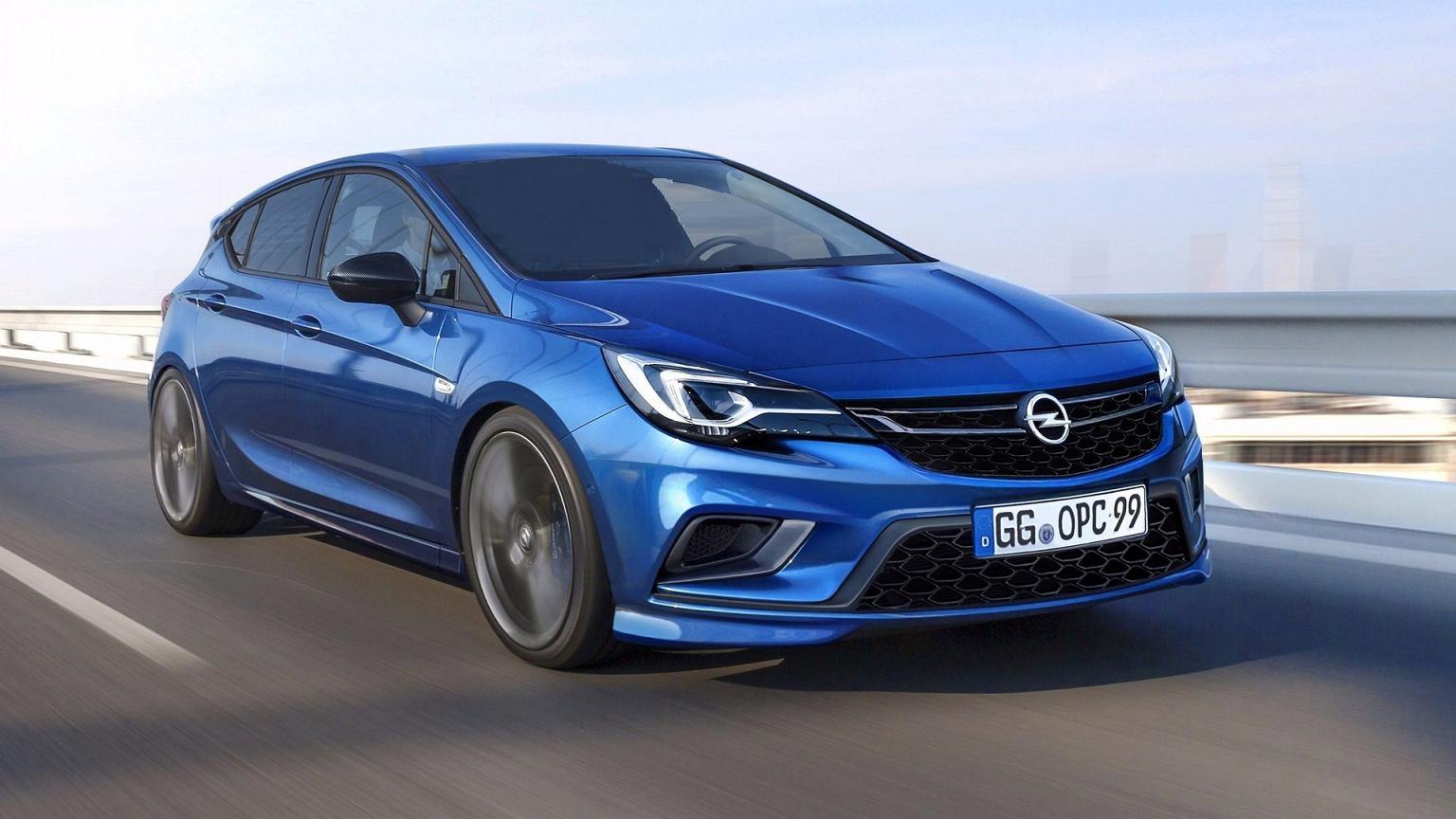 Opel gtc 2018 фото