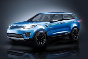 Range Rover | Nowy SUV już w marcu