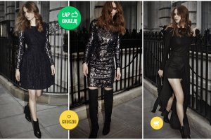Sukienki sylwestrowe SIMPLE z 30% zni�k� mog� by� Twoje!