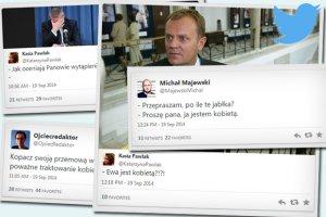 """Twitter kpi z nowych ministrów. """"Zatęsknicie za Tuskiem"""", """"Na miejscu Putina ruszałbym na Warszawę"""""""