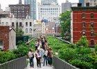 Nowojorski High Line Park