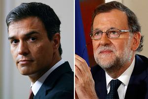 Hiszpania: Socjali�ci nie chc� poprze� kandydatury Rajoya, polityczny parali� trwa