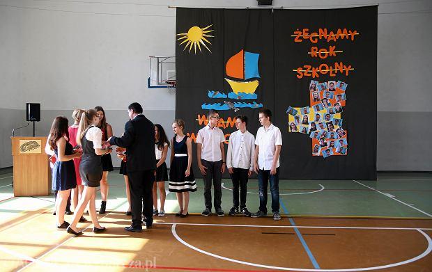 W 2019 r. w I klasie szkoły średniej spotkają się dwa roczniki: 2003 i 2004 - 726 tys. uczniów. Efekt reformy minister Zalewskiej