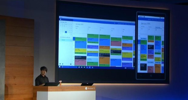 Aplikacja kalendarz działająca na komputerze i smartfonie