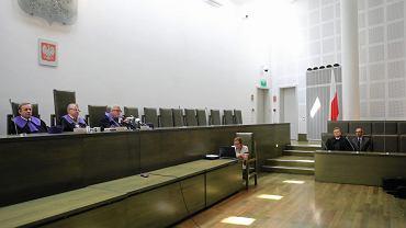 Obrady sędziów Sądu Najwyższego