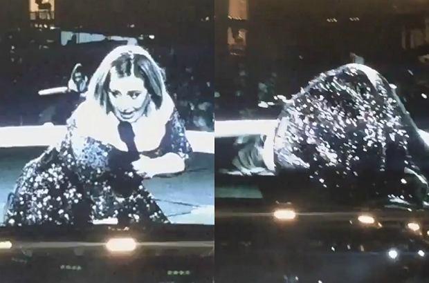 Adele znana jest z bezkompromisowych i emocjonalnych zachowań, ale tym razem przeszła samą siebie.